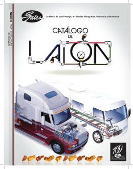 Catálogo de Latón 2011