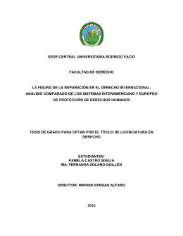 análisis - Instituto de Investigaciones Jurídicas