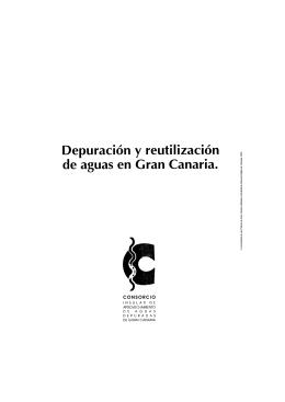 Depuración y reutilización de aguas en Gran Canaria