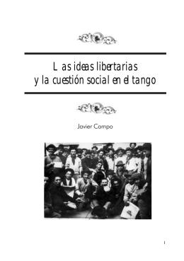 Las ideas libertarias y la cuestión social en el tango