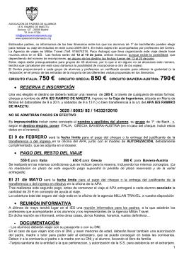 INSTITUTO RAMIRO DE MAEZTU - Asociación de Madres y Padres