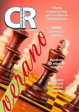 Revista número 9 - Circulo de Recreo de Torrelavega