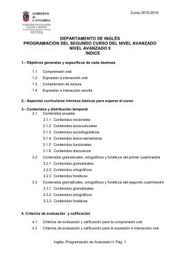06-programacion avanzado 2- 2015-2016