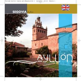 Maquetación 1 - Patronato de Turismo de Segovia