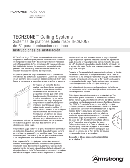 TechZone™ Ceiling Systems