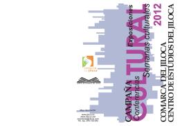 Descargar folleto - Centro de Estudios del Jiloca