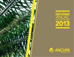 INFORME - Ancupa