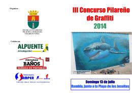 Cartel del evento - Pilar de la Horadada