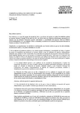 Sí - Comisión Nacional del Mercado de Valores