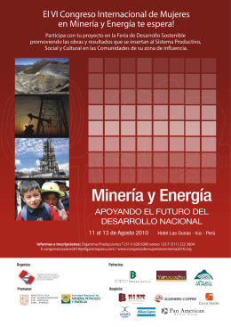Revista de Seguridad Minera