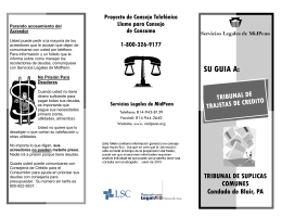 SU GUIA A: - MidPenn Legal Services