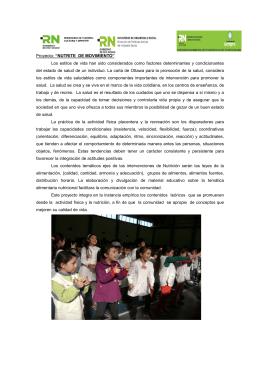 como Anexo I - UnTER | Seccional Roca