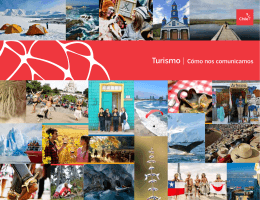 Turismo | Cómo nos comunicamos