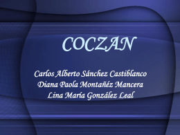Coczan - Actiweb
