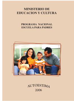 1.7.Autoestima escuela de padres