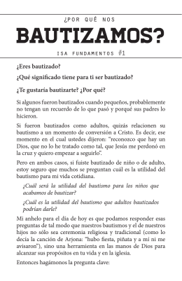 Descargar el folleto - Iglesia Santiago Apóstol
