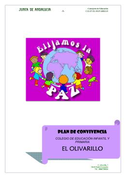 Plan de Convivencia - Junta de Andalucía
