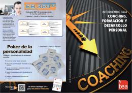 Instrumentos para coaching, formación y desarrollo personal