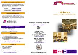 Guía Biblioteca Eii