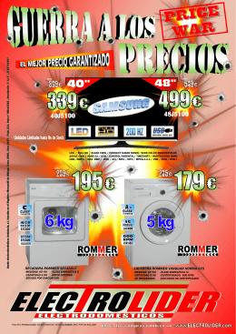 lavadora rommer vanguar norma 615 secadora rommer secasole