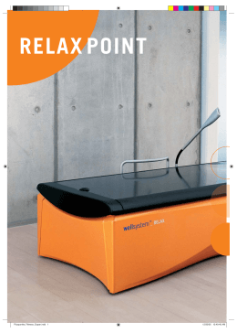 RELAX POINT - Athelas Fitness, SLU