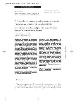 spanish version - Universidad de Navarra