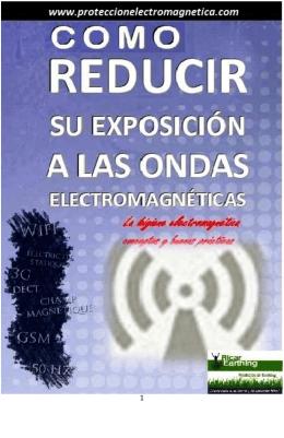 reduzca su exposición a las ondas electromagnéticas