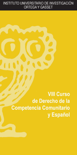 Competencia Ortega Gasset AFA 2005