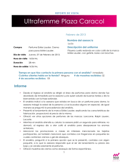 Ultrafemme Plaza Caracol