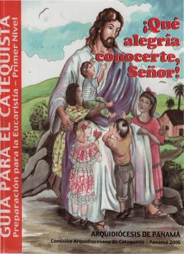 Preparación para la Eucaristía 1. Libro del catequista