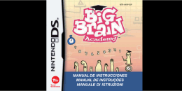 Big Brain Academy - Manual