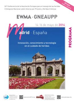 Ewma2014 - bocemtium, congresses