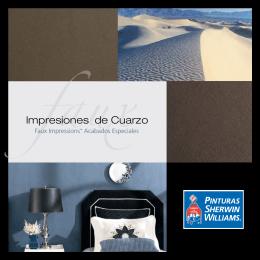 Impresiones de Cuarzo