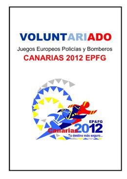 VOLUNTARIADO - Gobierno de Canarias