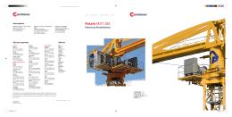 MDT308 Folleto de Producto