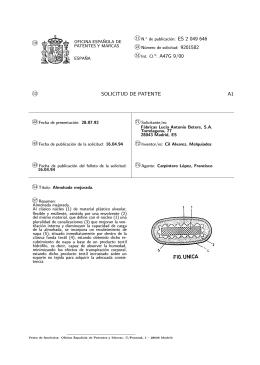 ALMOHADA MEJORADA.(ES2049646)