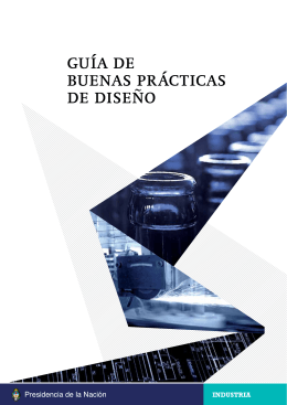 Buenas prácticas de diseño - Instituto Nacional de Tecnología