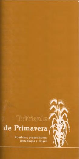 de Primavera - Repository