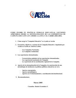 Descargar documento - Centro de Estudios y Publicaciones Alforja