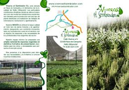 Viveros el Sembrador S.L amplia variedad de especies vegetales