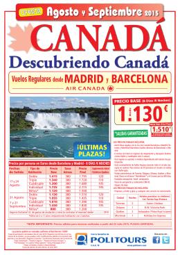 OFERTAS 2015 - Viajes Altamira
