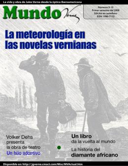 En español. - Viaje al centro del Verne desconocido