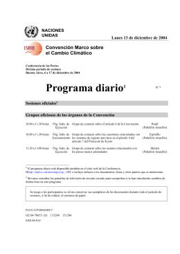 FCCC/SBSTA/2004/OD/7 04