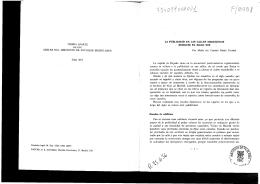 LA PUBLICIDAD EN LAS CALLES hXADRILERAS DURANTE EL