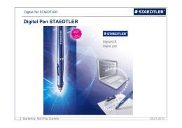 Lápiz digital STAEDTLER