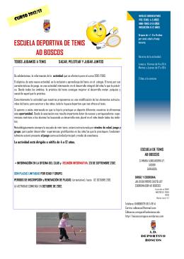 folleto informativo escuela tenis 12_13