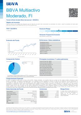 BBVA P - BBVA Asset Management