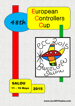 48th European Cup Controllers uropean ontrollers ontrollers