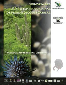 XVI Simposio Nacional de Parasitología Forestal