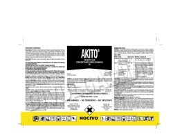 AKITO® - Arysta LifeScience Chile